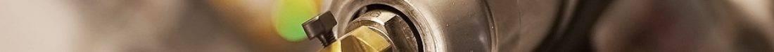 Kaltes Metall zerstäubt Technologie